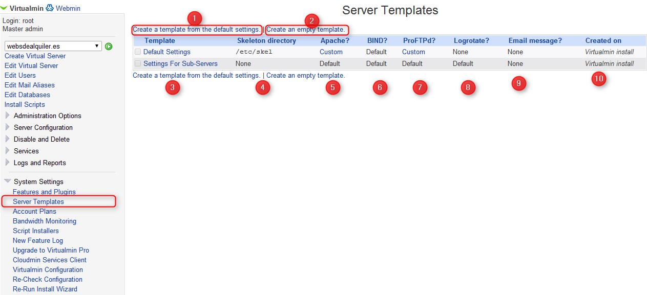virtualmin_serverTemplates